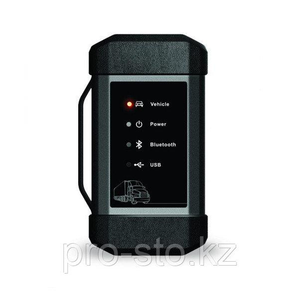 Launch HD Box III автосканер для диагностики грузовых автомобилей