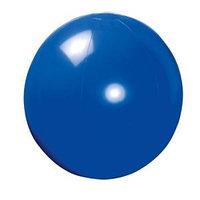 Мяч пляжный надувной, 40 см, Синий, -, 343261 24