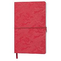 Бизнес-блокнот Tabby Franky, гибкая обложка, в клетку, красный, Красный, -, 21226 08, фото 1