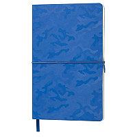Бизнес-блокнот Tabby Franky, гибкая обложка, в клетку, синий, Синий, -, 21226 25, фото 1