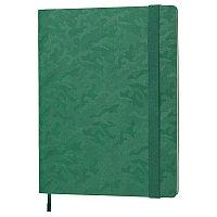 Бизнес-блокнот Tabby Biggy, гибкая обложка, в клетку, зеленый, Зеленый, -, 21228 15, фото 1