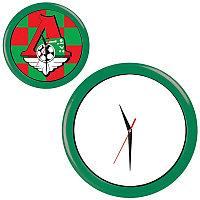 "Часы настенные ""ПРОМО"" разборные, Зеленый, -, 22000 15"