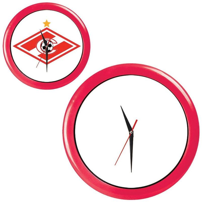 """Часы настенные """"ПРОМО"""" разборные , Красный, -, 22000 08"""
