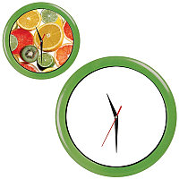 "Часы настенные ""ПРОМО"" разборные , Зеленый, -, 22000 18"
