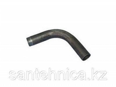 Отвод стальной гнутый шовный с короткой резьбой 90 гр Дн 42,3*2,8 (Ду 32) приварной ГОСТ 3262-75