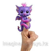 Fingerlings Интерактивный Дракон фиолетовый