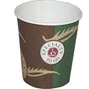 "Стакан д/хол./гор., 0.1л, ""Espresso"", картон, 2000 шт"