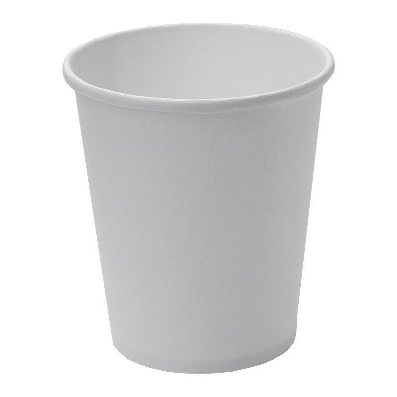 Стакан для холодных и горячих напитков, 0.185/0.205л, белый, 2000 шт