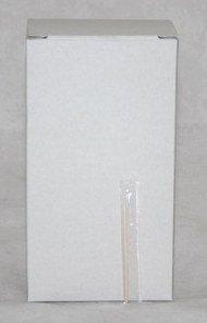 Зубочистки 65 мм., дерев. в инд. ПП уп., 1000 шт, фото 2