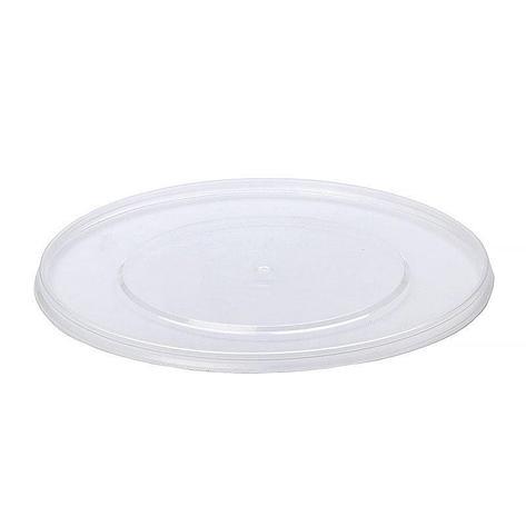 Крышка прес./мёд, d=173 мм, полупрозрачная, ПП, 300 шт, фото 2