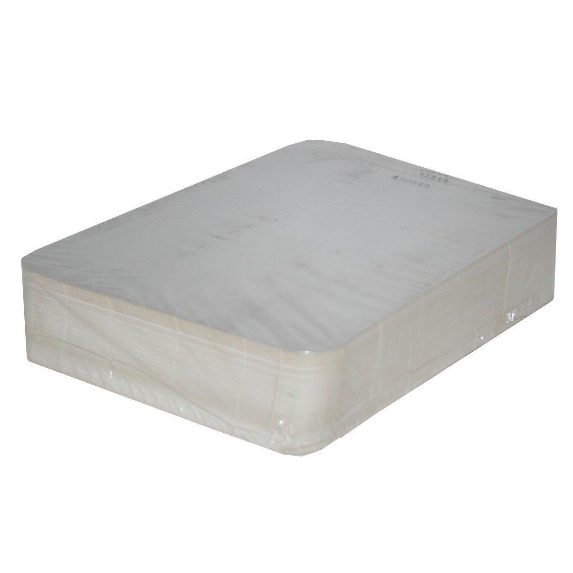 Крышка к алюминиевой форме 212x149мм, картон/алюминий, 1000 шт