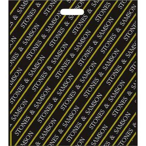 """Пакет (мешок) проруб. ПВД 500х400мм, 45мкм, """"Камни Самсона"""", 50 шт, фото 2"""