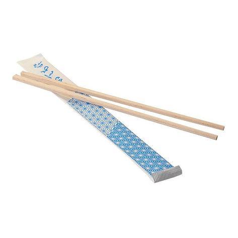 Палочки  китайские h 230мм, бамбуковые пара/инд/упак, 50 шт, фото 2