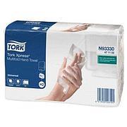 Полотенца Tork Xpress® Universal сложения Multifold, 2 сл., натур., бум., 190 шт
