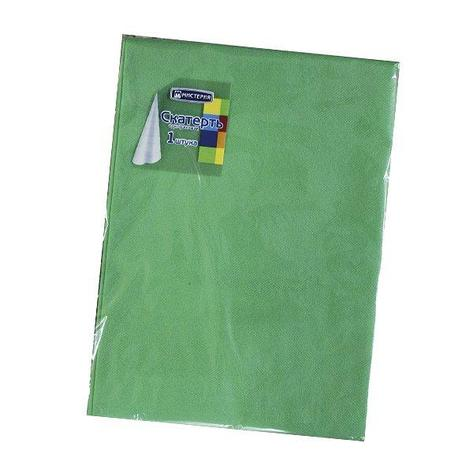 """Скатерть 140х200см, 60г/м2, """"Зеленая коллекция"""", спанбонд, фото 2"""