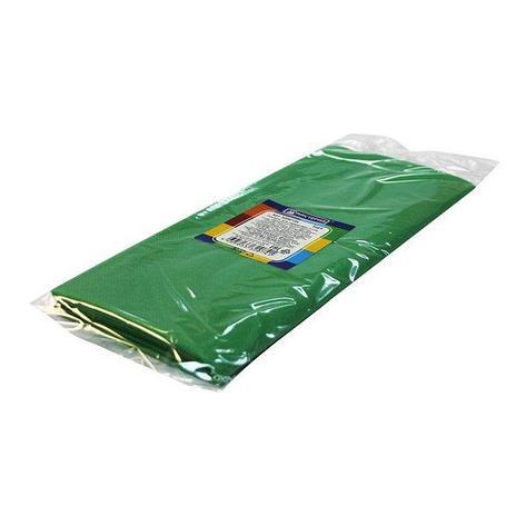 Скатерть 120х140см, зелён., спанбонд, фото 2