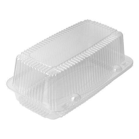 Упаковка прям. внеш. 272x135x84мм, внутр. 248х100х78мм, 1кг, прозрачная, ОПС РК-40 (М), 200 шт, фото 2