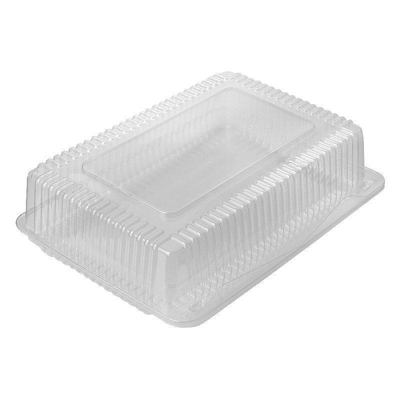 Упаковка прям. внеш. 265x193x68мм, внут. 245х160х62мм, 0,8кг, прозрачная, ОПС, РК-25 (Т) (КЛ), 120 шт