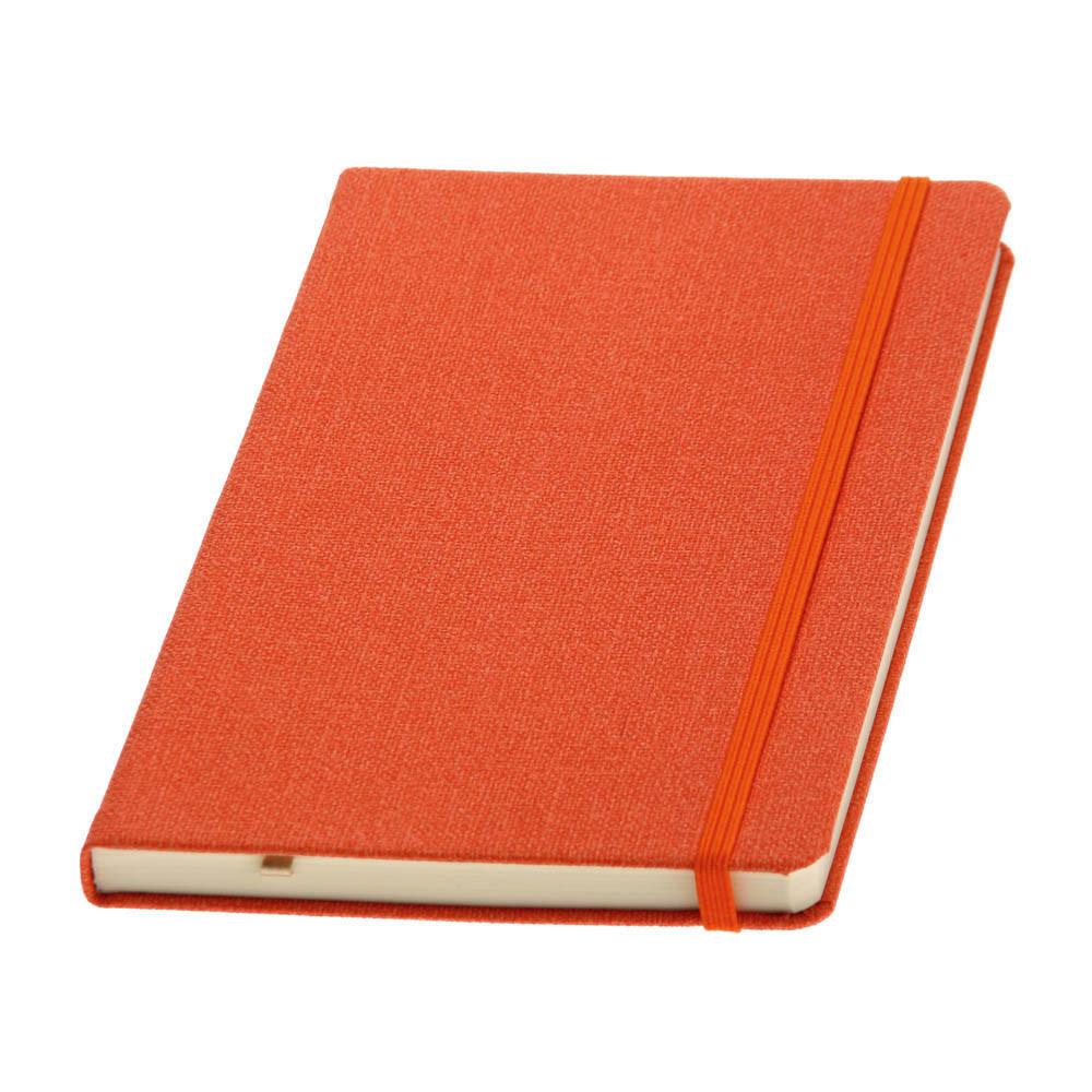 Блокнот Delhi | в точку | Оранжевый