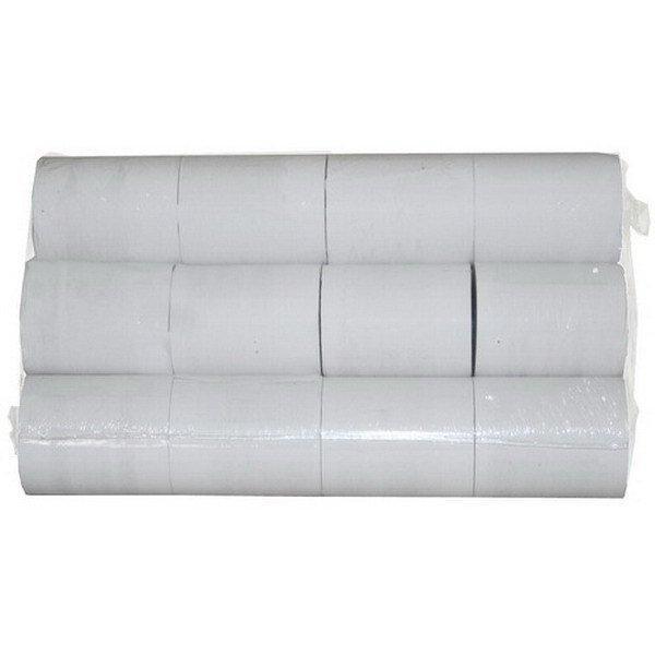 Чек. лента (термо) 80х80 d-12 бел, бум. для кассовых апп