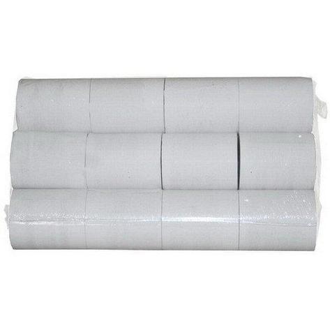 Чек. лента (термо) 80х80 d-12 бел, бум. для кассовых апп, фото 2