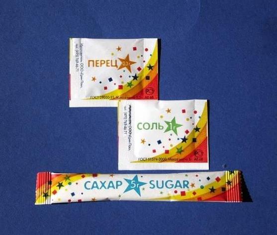 """Сахар 5г, в инд. упак. под ТМ """"Мистерия"""", 2000 шт, фото 2"""