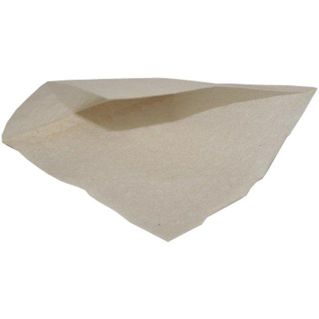 Пакеты (тип Уголок) для гамбургеров 150x150 мм, беж.,бум.пергамент, 5000 шт