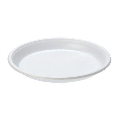 Тарелка дес., d 170мм, бел., ПС, 1600 шт