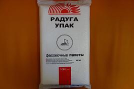 Пакет фасов. ПНД 25х40см  (евроуп.), 8мкм, 1000 шт