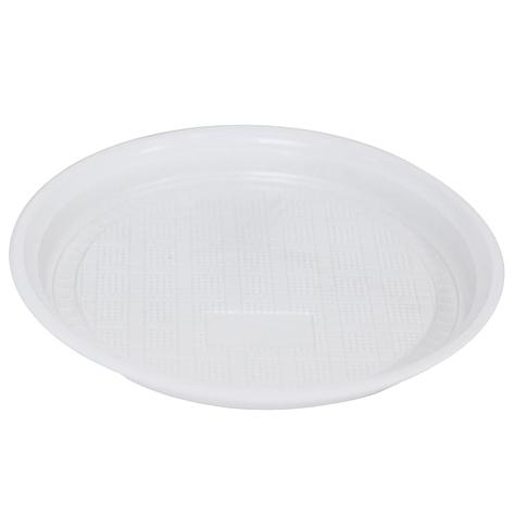 Тарелка d 205мм, бел., ПП, 2000 шт, фото 2