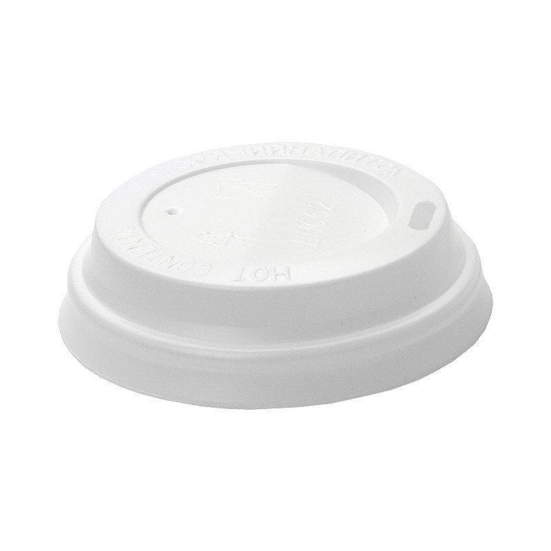 Крышка TL90, d 90мм, белая, 1000 шт