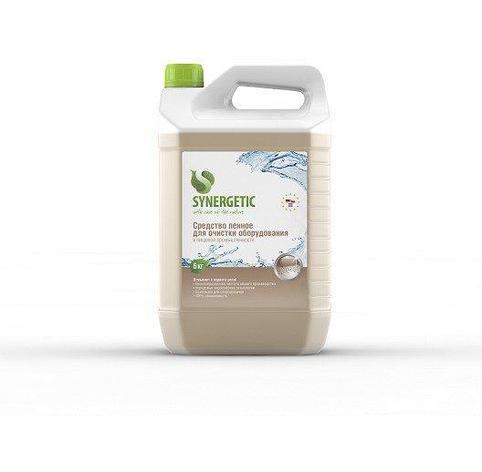 Средство конц.силнощелочное био для чистки оборудования в пищевой промышленности Synergetic 6,25кг (пенное), фото 2