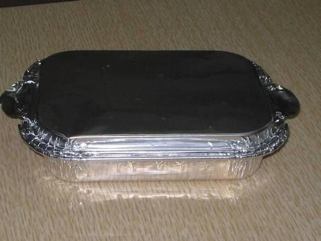 Крышка, алюмин.фольга, 1000 шт, фото 2