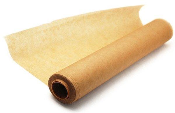 Бумага д/приготовления в рулонах,38см х 8м  (Silidor), фото 2