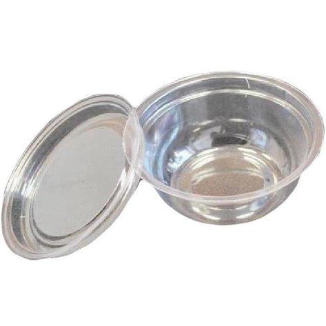 Крышка для соусника 50 мл. d-70мм, ОПС, 1000 шт, фото 2