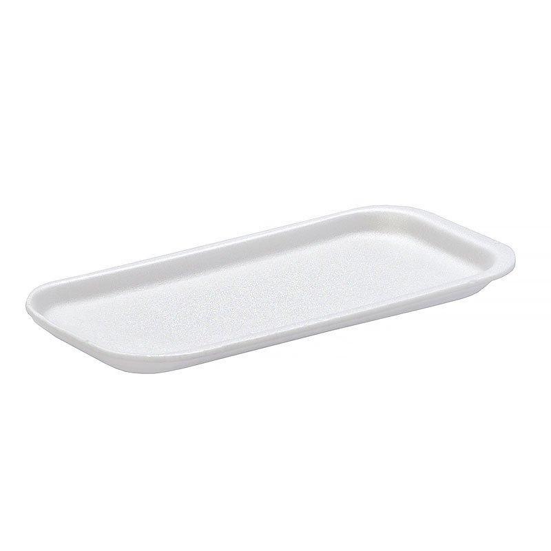 Лоток пищев., прямоуг., 175х85х10мм, бел., ВПС М-10, 1000 шт