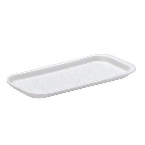 Лоток пищев., прямоуг., 175х85х10мм, бел., ВПС М-10, 1000 шт, фото 2
