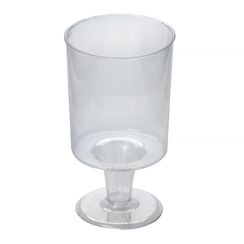 Рюмка д/хол, 0.10л, кристалл, ПС, 6 шт