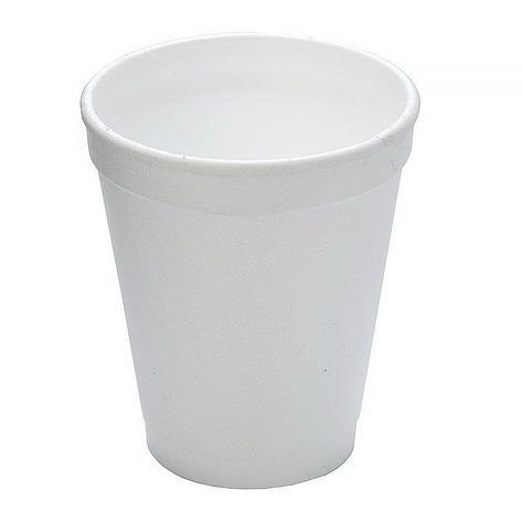 Стакан для холодного/горячего/мороженого, 0.20л, белый, 975 шт, фото 2