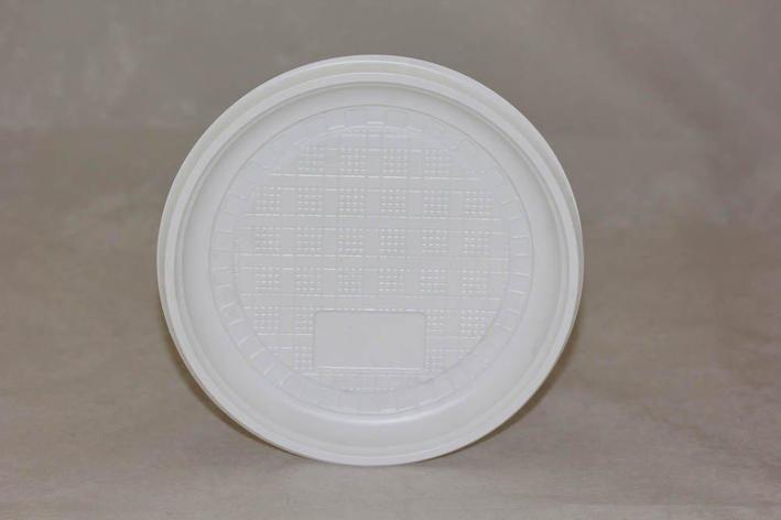 Тарелка десертная, d 165мм, белая, 100 шт, фото 2