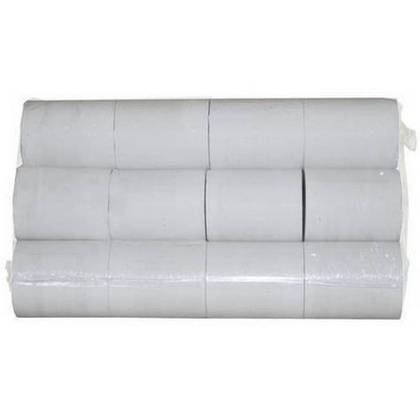 Чек. лента (термо) 57х40 бел, бум. d-12мм, фото 2
