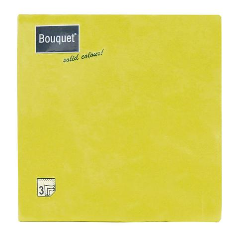 Салфетки 33х33см, 3 сл., киви, бумага, 20 шт, фото 2