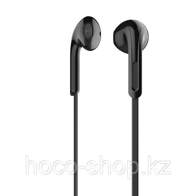 Проводные наушники M39 Rhyme sound wired earphones, Black