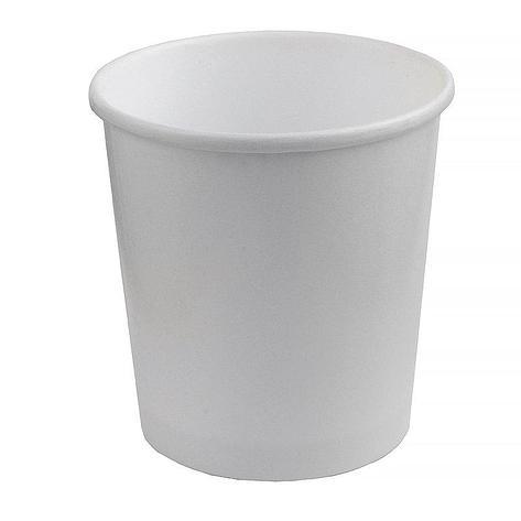 Контейнер с круглым дном 500 мл Белый, 400 шт, фото 2