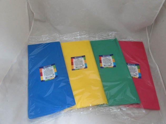 Скатерть 110х140см, цвет в ассорт., спанбонд, фото 2