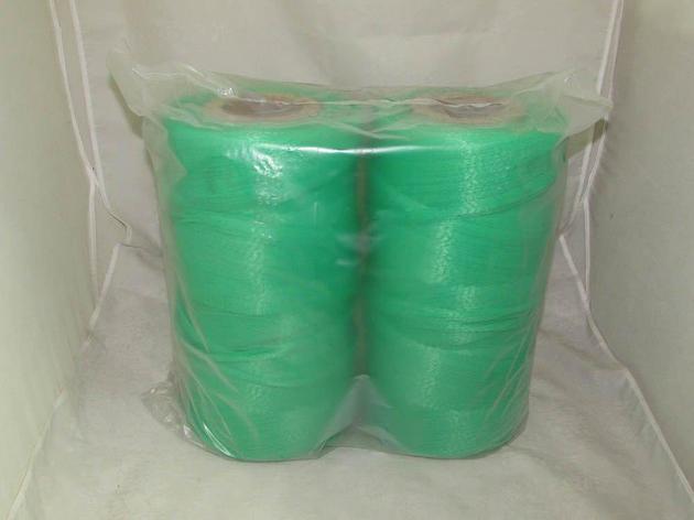 Сетка-рукав в рулоне (500м) зеленая П/П, фото 2