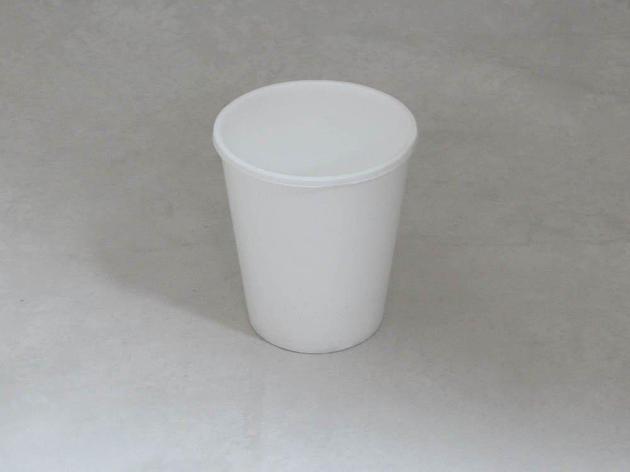 Стакан для холодных и горячих напитков/морож., 0.45л, белый, 648 шт, фото 2