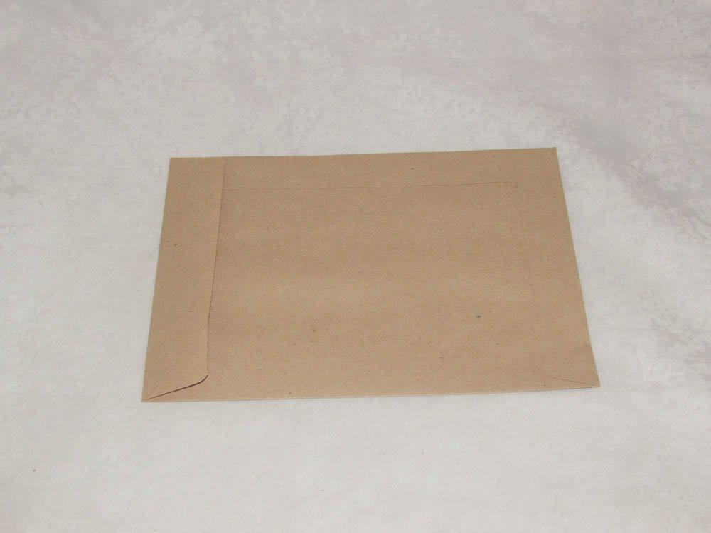 Конверт (пакет крафт) С5 162х229 , 500 шт