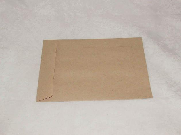 Конверт (пакет крафт) С5 162х229 , 500 шт, фото 2