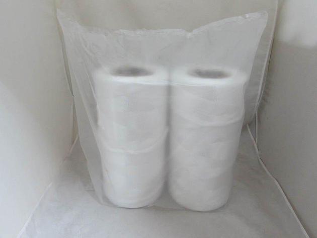 Сетка-рукав в рулоне (500м) бесцветная П/П, фото 2